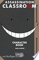 Assassination Classroom Character Book