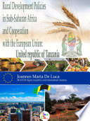 Rural Development Policies in Sub Saharan Africa and Cooperation with the European Union   United Republic of Tanzania