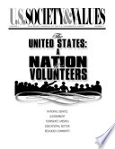 The United States A Nation Of Volunteers