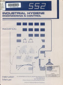 Introduction to Industrial Hygiene Engineering and Control (552)