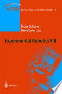 Experimental Robotics Viii Book PDF