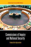 Commissions of Inquiry and National Security