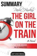 Paula Hawkin s the Girl on the Train Summary   Review Book