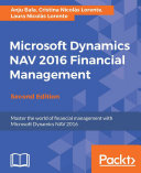 Microsoft Dynamics NAV 2016 Financial Management