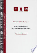 Women@work No. 2: Women on Boards, Moving Beyond Tokenism