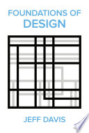 Foundations of Design  2nd Edition  Book
