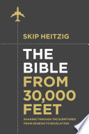 The Bible From 30 000 Feet
