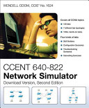 Ccent 640-822 Network Simulator, Access Code Card