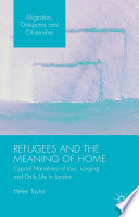 Refugees and the Meaning of Home
