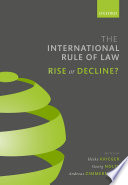 The International Rule of Law Book PDF