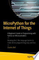 MicroPython for the Internet of Things