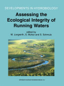 Assessing the Ecological Integrity of Running Waters [Pdf/ePub] eBook