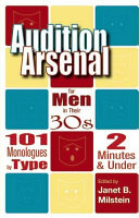 Audition Arsenal for Men in Their 30s Book