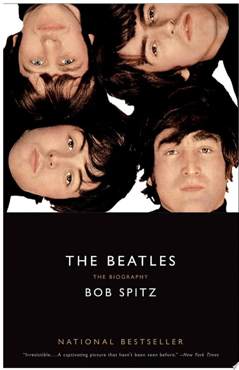The Beatles banner backdrop