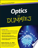 """Optics For Dummies"" by Galen C. Duree, Jr."