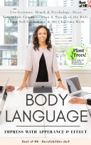 Body Language   Impress with Apperance   Effect