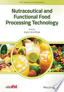 Nutraceutical And Functional Food Processing Technology Book PDF