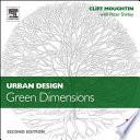 Urban Design: Green Dimensions