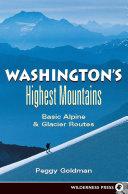Washington s Highest Mountains