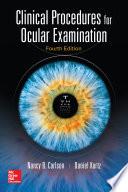 Clinical Procedures For Ocular Examination Fourth Edition Book PDF