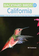 Backyard Birds of California