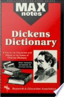 Dickens Dictionary Maxnotes Literature Guides
