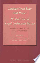 International Law And Power