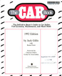The Car Book  1992