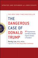 The Dangerous Case of Donald Trump Pdf/ePub eBook