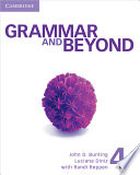 Grammar and Beyond Level 4 Student s