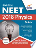 NEET 2018 Physics Guide - 5th Edition
