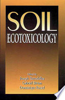 Soil Ecotoxicology Book