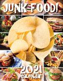 Junk Food  2021 Calendar