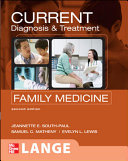 CURRENT Diagnosis   Treatment in Family Medicine  Second Edition
