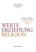 Werte - Erziehung - Religion