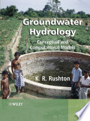 Ground water hydrology and hydraulics david b mcwhorter daniel k groundwater hydrology conceptual and computational models k r rushton limited preview 2004 fandeluxe Image collections