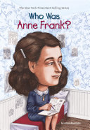Pdf Who Was Anne Frank? Telecharger