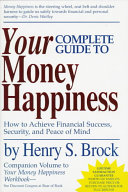Your Complete Guide To Money Happiness Book