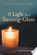 A Light in a Burning Glass Book