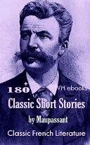 Pdf Maupassant's 180 Short Stories Telecharger