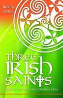 Three Irish Saints Pdf/ePub eBook