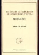 Les proses mitològiques de Joan Roís de Corella