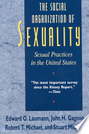The Social Organization Of Sexuality