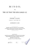 Minon  Or  The Cat that the King Looked at