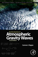 An Introduction to Atmospheric Gravity Waves ebook
