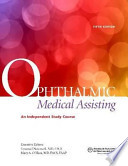 Ophthalmic Medical Assisting