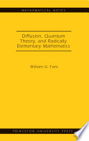 Diffusion  Quantum Theory  and Radically Elementary Mathematics   MN 47