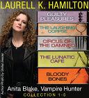 Pdf Anita Blake, Vampire Hunter Collection 1-5