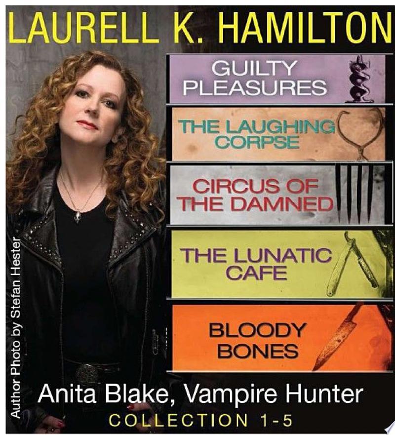 Anita Blake, Vampire Hunter Collection 1-5 image