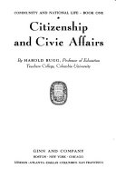Citizenship and Civic Affairs